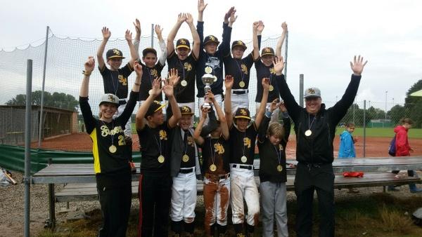Das Siegerteam aus Füssen