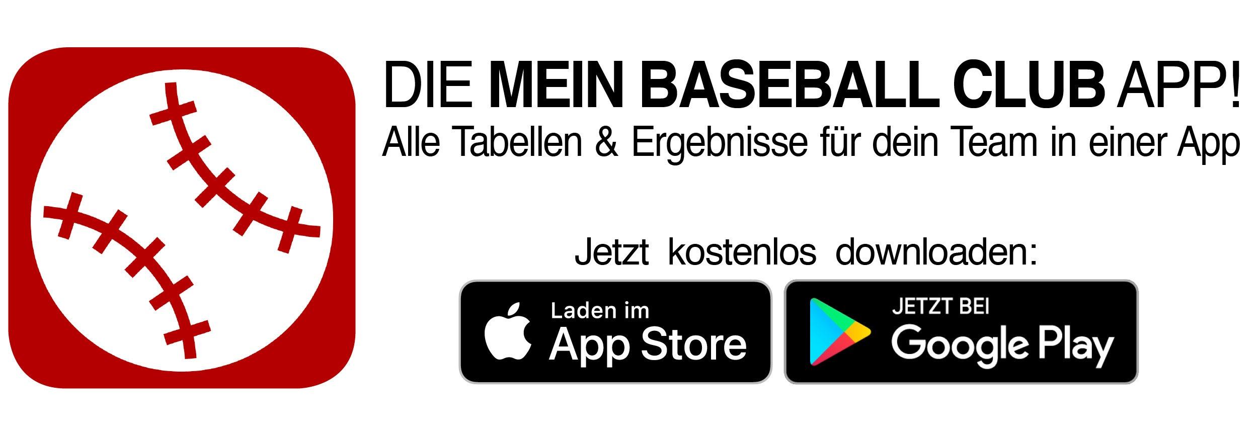 Die Mein Baseball Club App