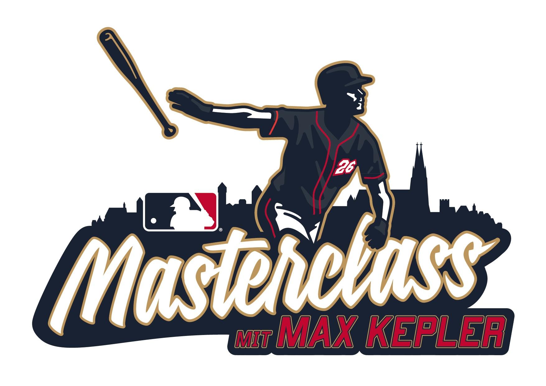 Masterclass mit Max Kepler – Baseballcamp für Jugendliche