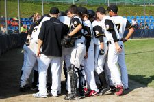 Tryout für MLB Elite Camp